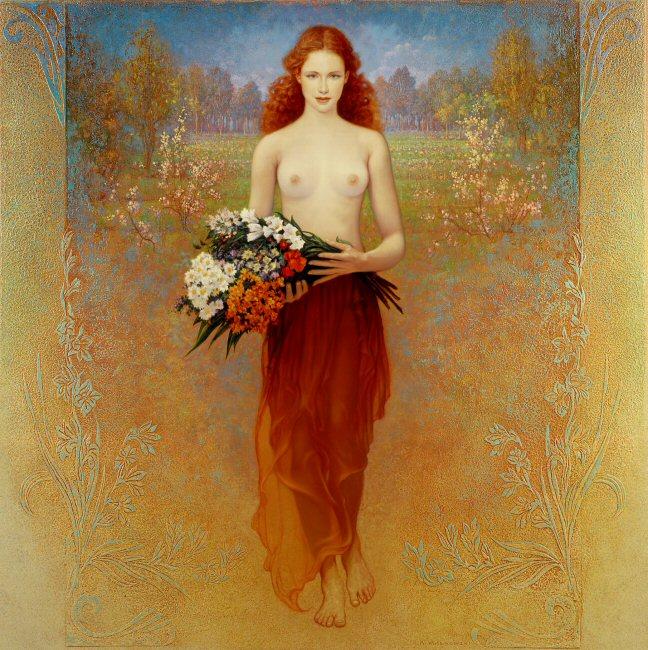 Belle de fleurs-650