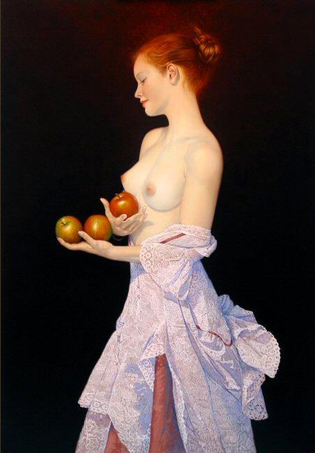 Cinq-pommes-116x89cm-650