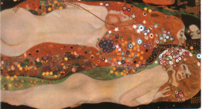 klimt_serpents