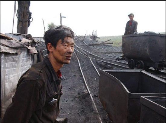 charbon mine