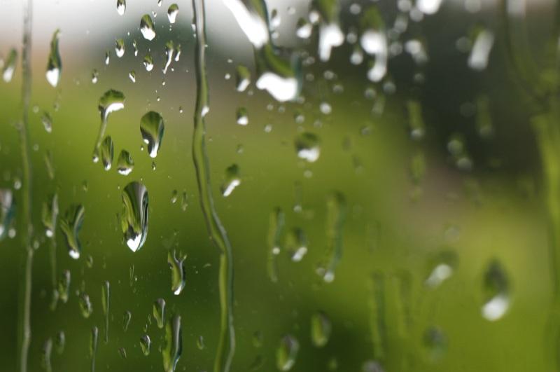 il-pleut