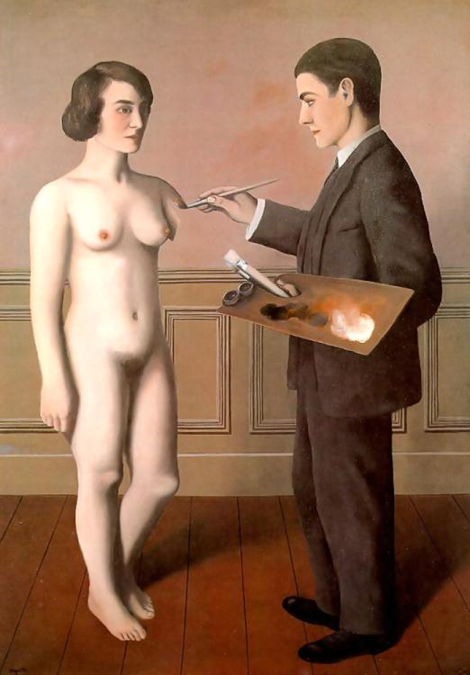 Magritte - Attempting The Impossible
