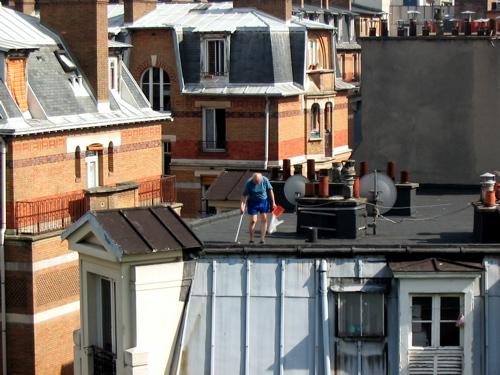 papy sur les toits 1