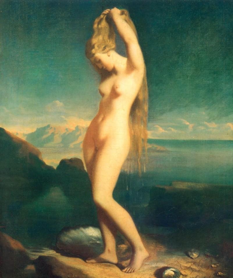 1838 Chasseriau Theodore, Venus Marine Venus Navy