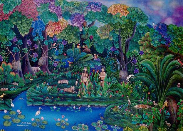 El paraiso, de Rodolpho Arellano,