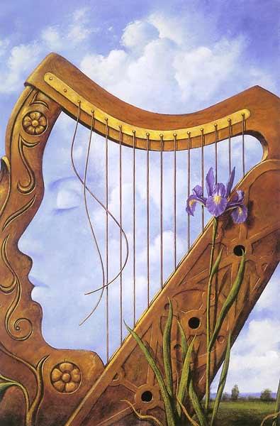 Images diverses - Page 4 Harpe