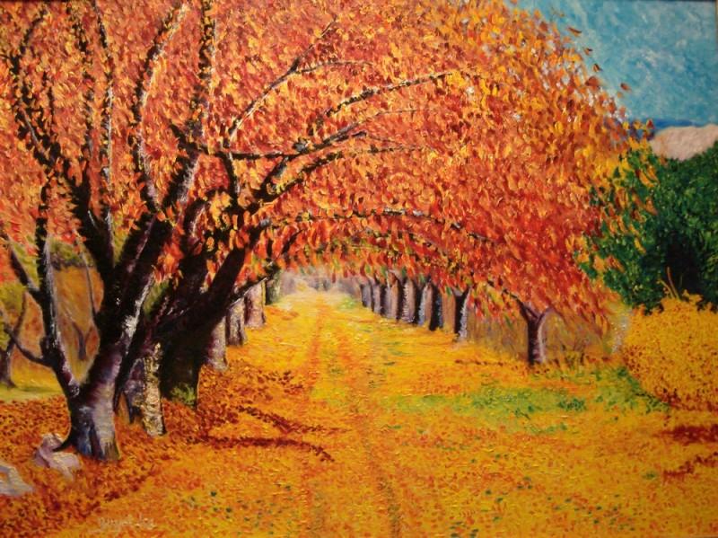 Eveille les bois ren guy cadou arbrealettres - L automne dessin ...