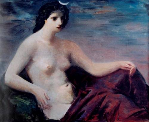 Achille Funi _diana_1930