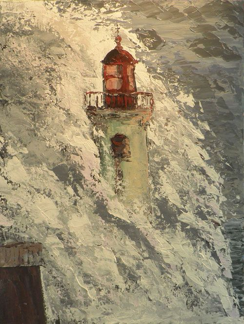 Hervé Rochoux  tempête9