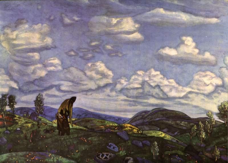 Nicholas Roerich saint-pantaleon-the-healer-1916-1