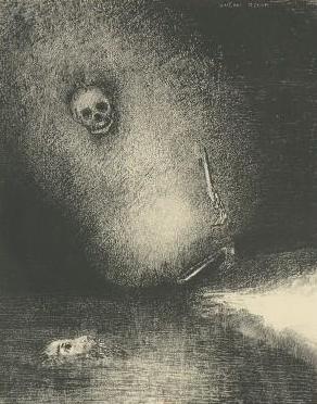 Odilon Redon le rêve s'achève par la mort