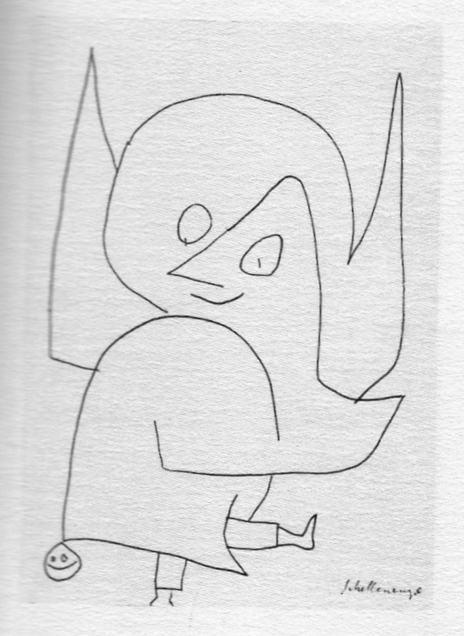 Paul Klee    ange_au_grelot