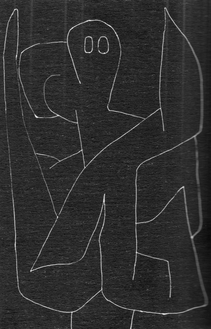 Paul Klee  ange_vigilant