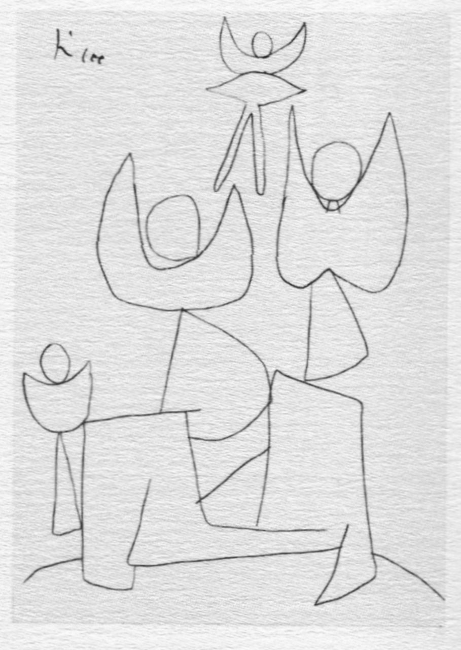 Paul KleePaul Klee rocher_des_anges