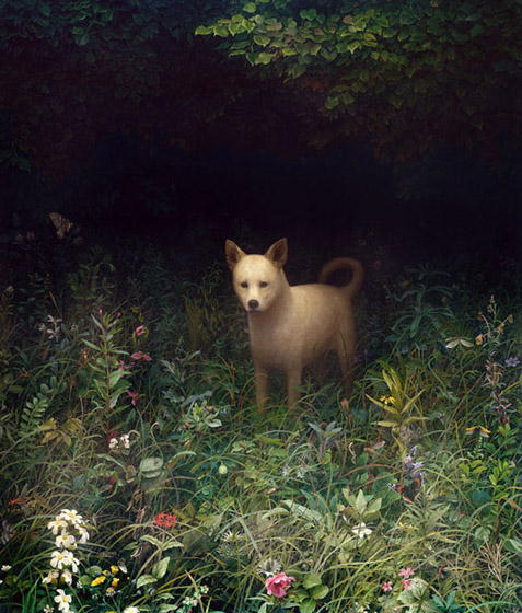 Aron Wiesenfeld Dog