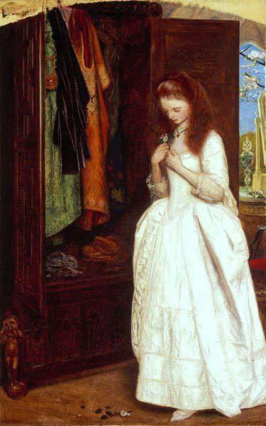 Arthur Hughes Beauty_and_the_Beast_1863_65