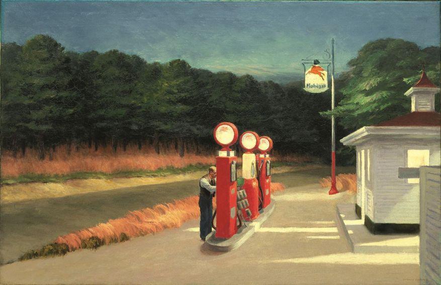 Edward Hopper GAS