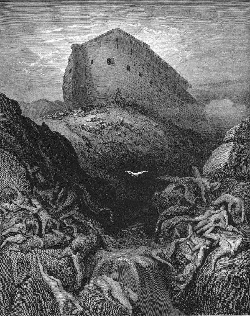 Gustave Doré Arche de Noë