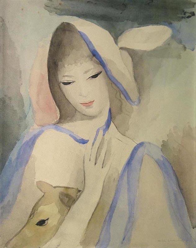 Marie Laurencin  b