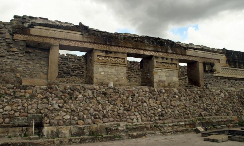 Mitla Ruins 3