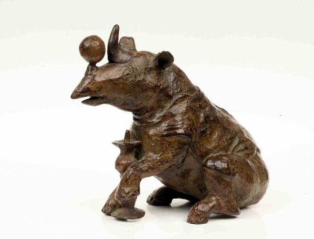 Rhinoceros bilboquet