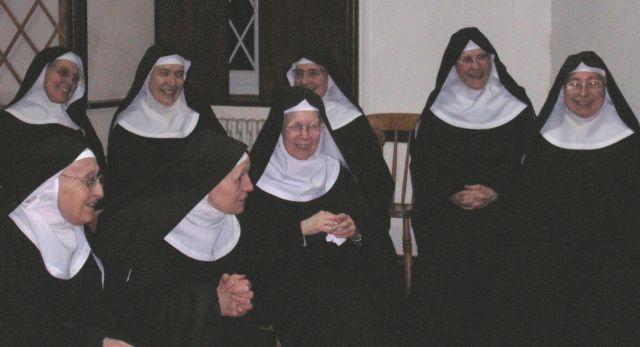 soeurs bénédictines
