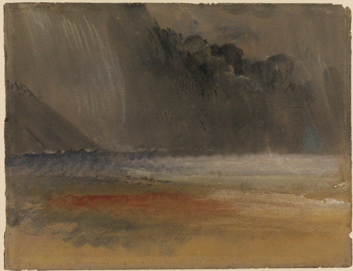 William Turner   Orage