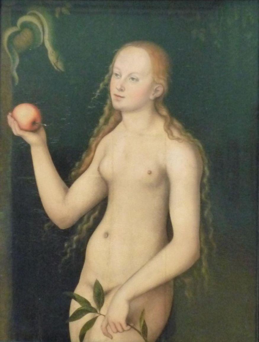 Eve_Cranach