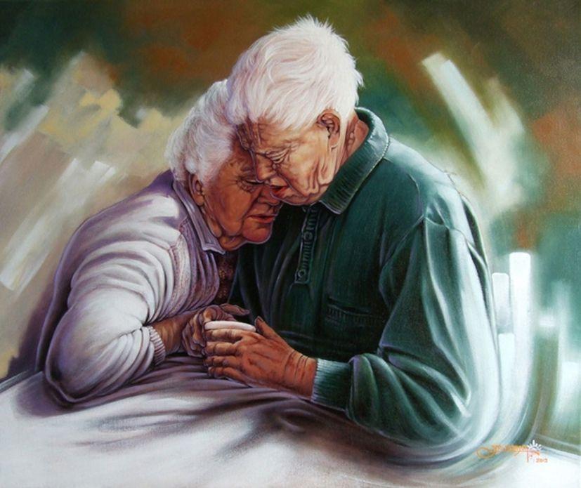 Jean-Marie Manson couple-vieux