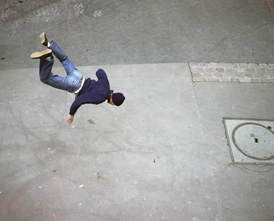 Kerry Skarbakka   chute   l