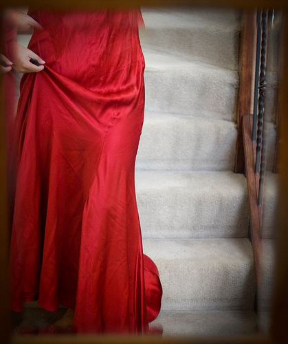 longue robe  l