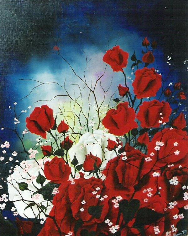 Marion Warren   roses