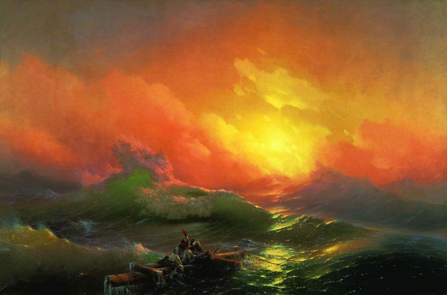 Aivazovsky_Ivan_The_Ninth_Wave