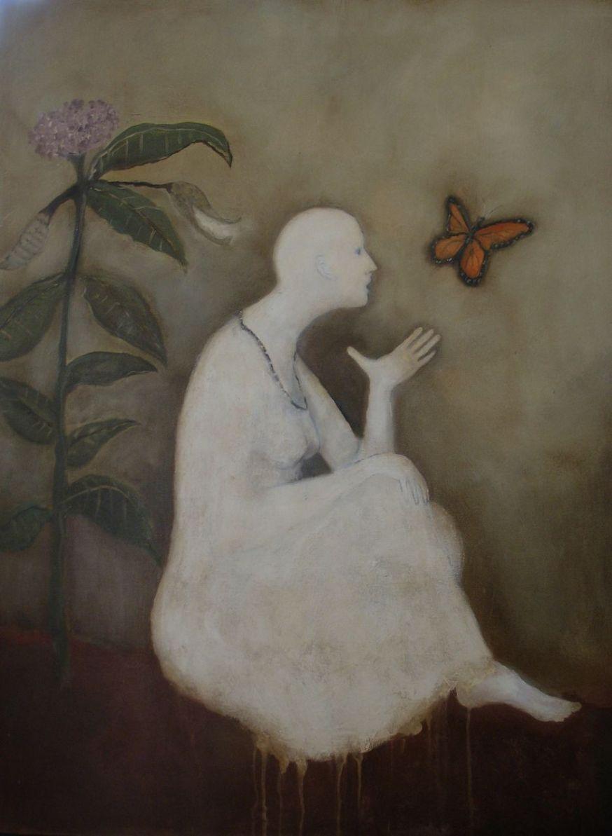 Jeanie Tomanek milkweed