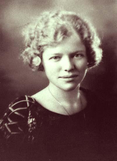 Laurine Niedecker