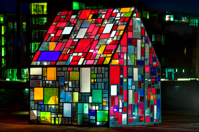 Tom Fruin   maison de verre-4