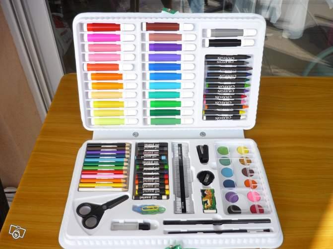 boîte à colorier
