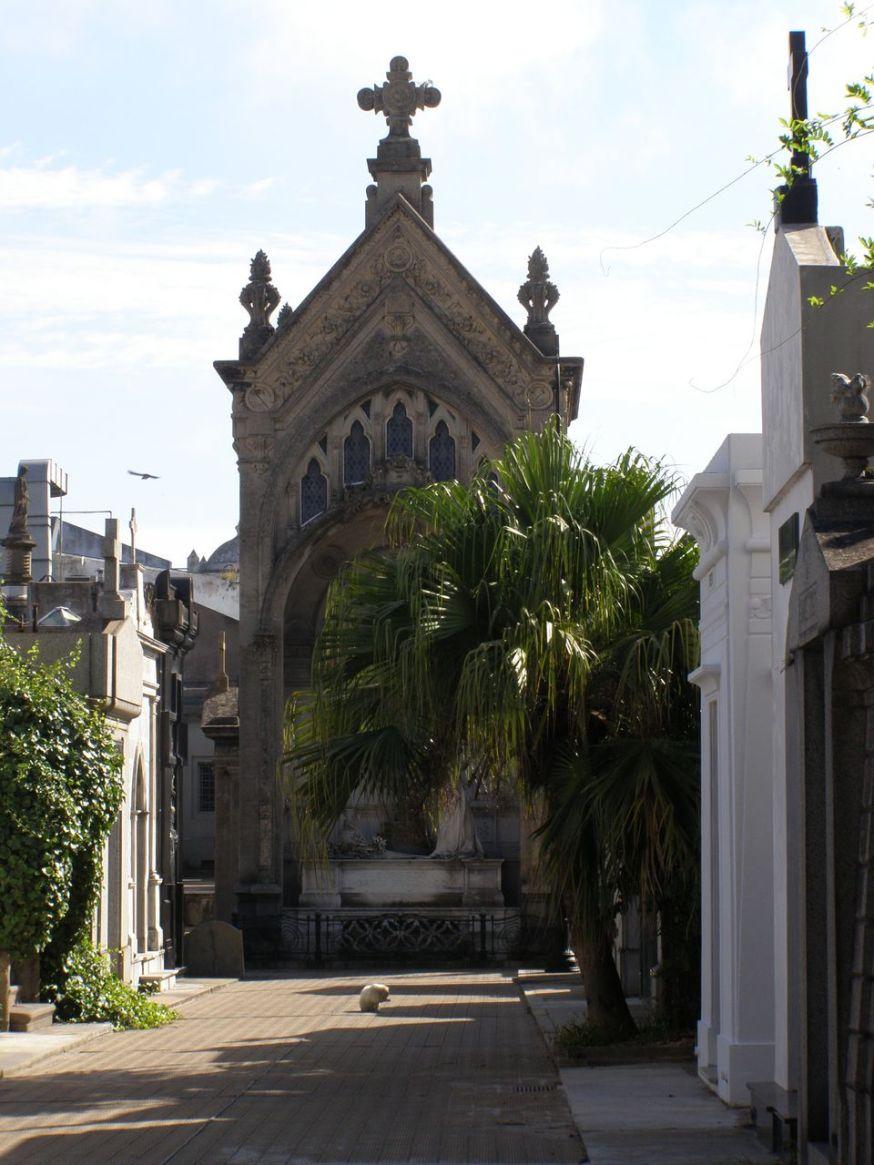 cimetière Buenos Aires