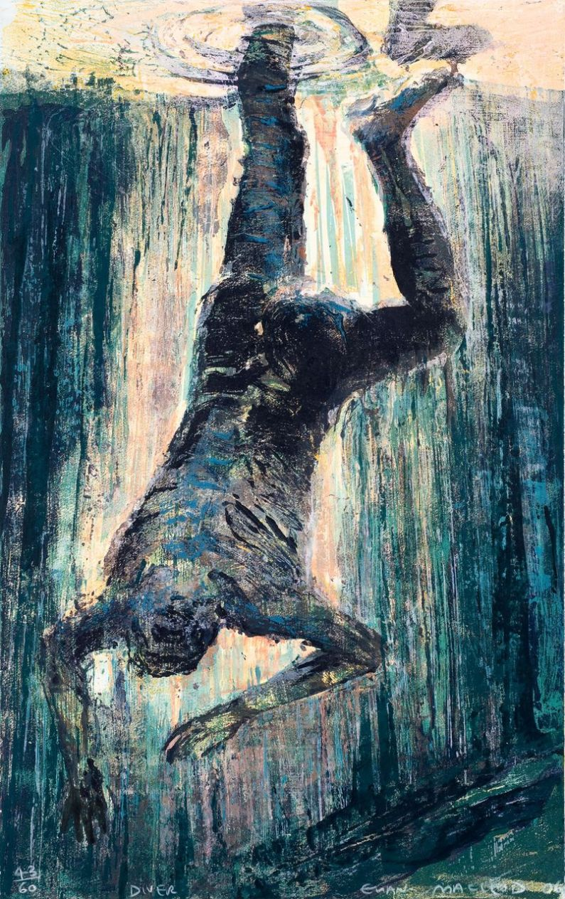 Euan MacLeod  - Diver