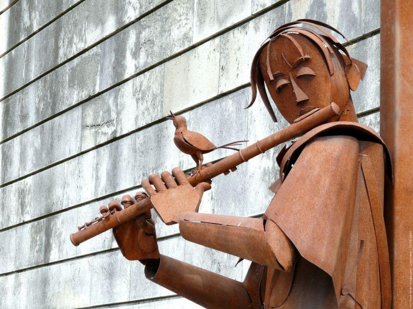 joueur de flute