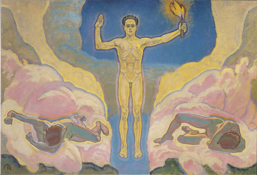 Koloman Moser the-light