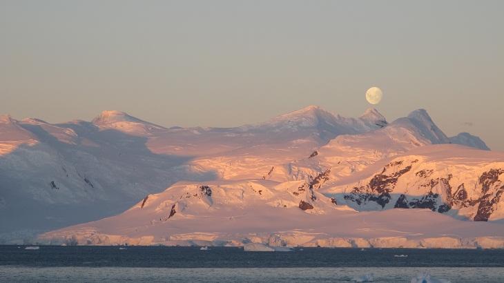 montagne lune