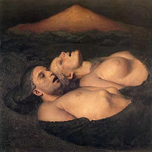 Odd Nerdrum_sleeping_couple