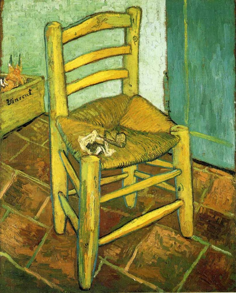 Van Gogh s Chair. 1888-1889 jpg