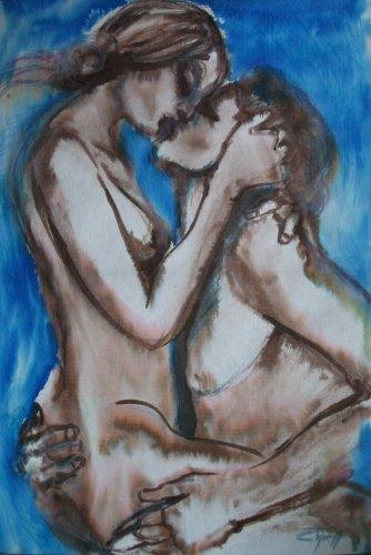 Carmen Tyrrell  c.t.Lovers Je te Aime 1500