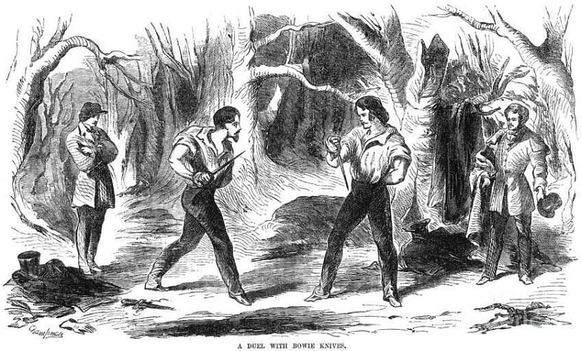 Granger   knife-duel-1865