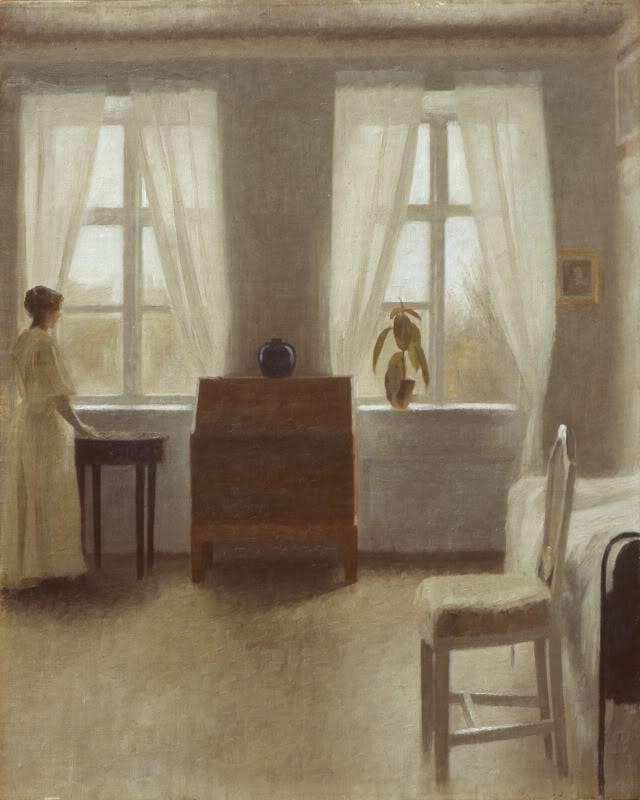 Wilhelm Hammershoi o1_1280