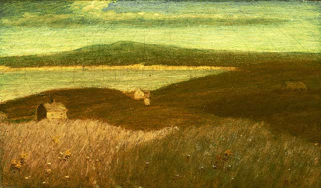 Albert Pinkham Ryder  -Gay_Head