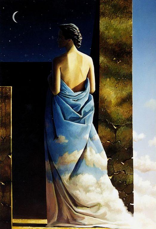 Ernesto Arrisueño 1957 - Peruvian-born Australian painter -  [1280x768]