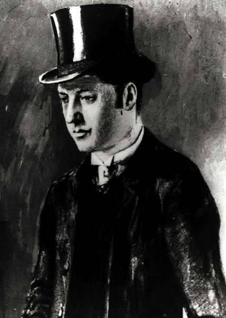 Franz Skarbina  Jules Laforgue